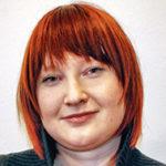 Ritratt tal-profil ta 'Veronika Janyrova
